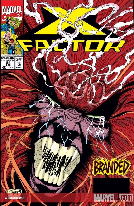 X-Factor (1986) #89
