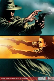 Dark Tower: Treachery #4  (ISANOVE VARIANT)