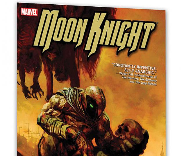 MOON KNIGHT VOL. 3: GOD & COUNTRY #1