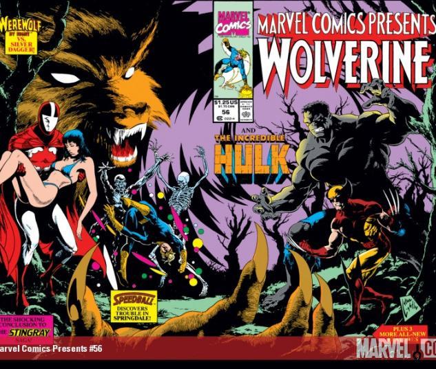 Marvel Comics Presents #56
