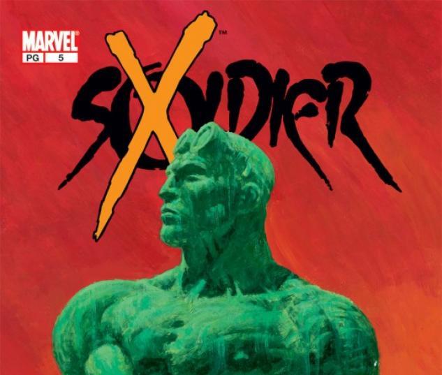 Soldier X #5