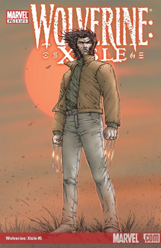 Wolverine: Xisle (2003) #5