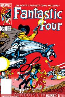 Fantastic Four (1961) #272