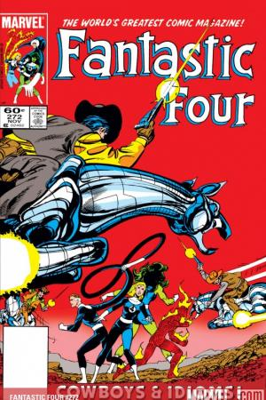Fantastic Four #272