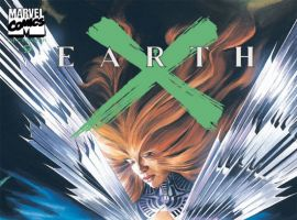 EARTH X #9 COVER