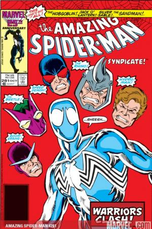 The Amazing Spider-Man (1963) #281