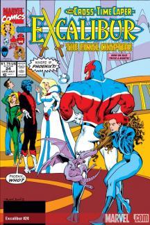 Excalibur (1988) #24