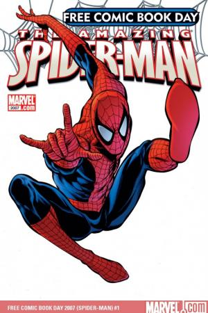 Free Comic Book Day (Spider-Man) (2007) #1