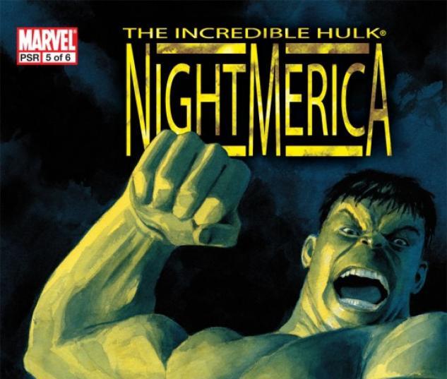 Hulk: Nightmerica #5