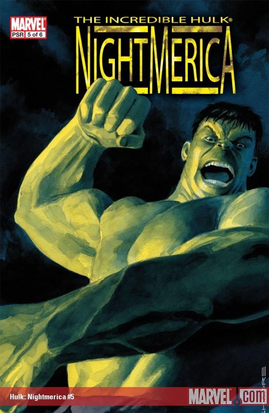 Hulk: Nightmerica (2003) #5