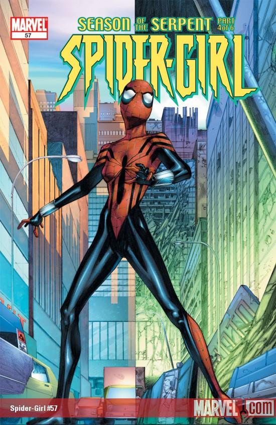 Spider-Girl (1998) #57
