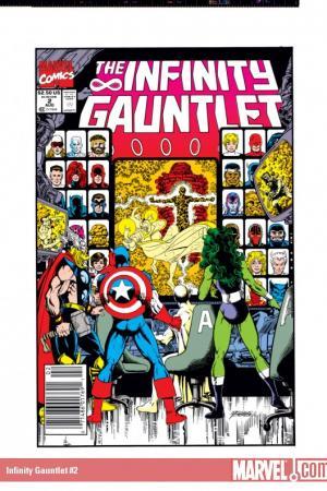 Infinity Gauntlet (New (2006)