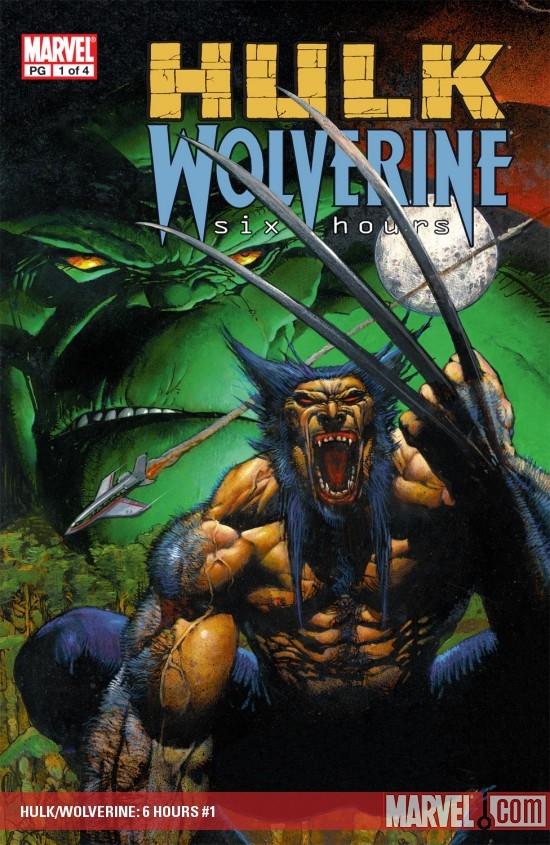 Hulk/Wolverine: Six Hours (2003) #1