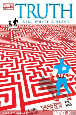 Truth: Red, White & Black #7