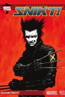 Wolverine: Snikt! #1