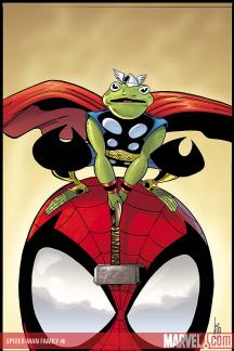 Spider-Man Family (2007) #6