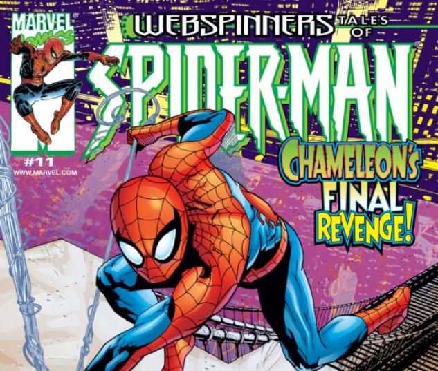 Webspinners: Tales of Spider-Man (1999) #11