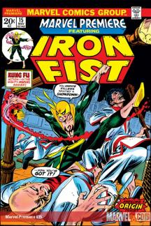 Essential Iron Fist Vol. 1 (Trade Paperback)