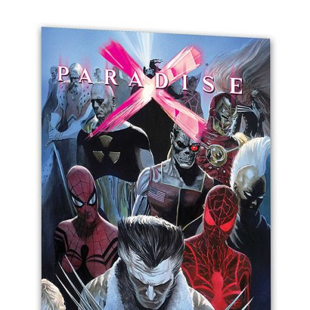 Paradise X Vol. 1 (Trade Paperback)