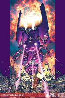 Ultimate Vision #4