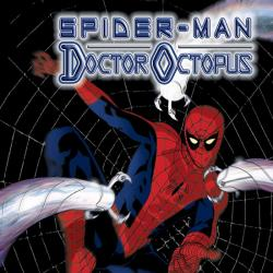 SPIDER-MAN/DOCTOR OCTOPUS: NEGATIVE EXPOSURE TPB COVER