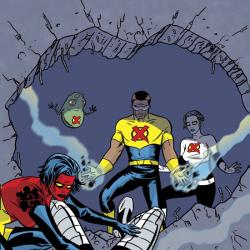 X-Statix Vol. 4: X-Statix Vs. the Avengers