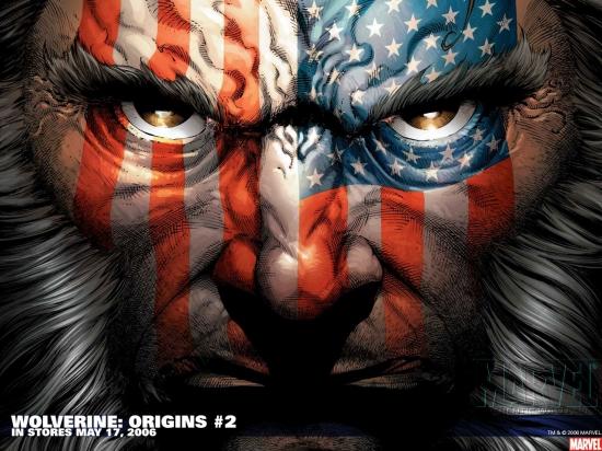 X-Men Origins: Wolverine Wallpaper
