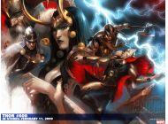 Thor (2007) #600 (DELL'OTTO WRAPAROUND VARIANT) Wallpaper