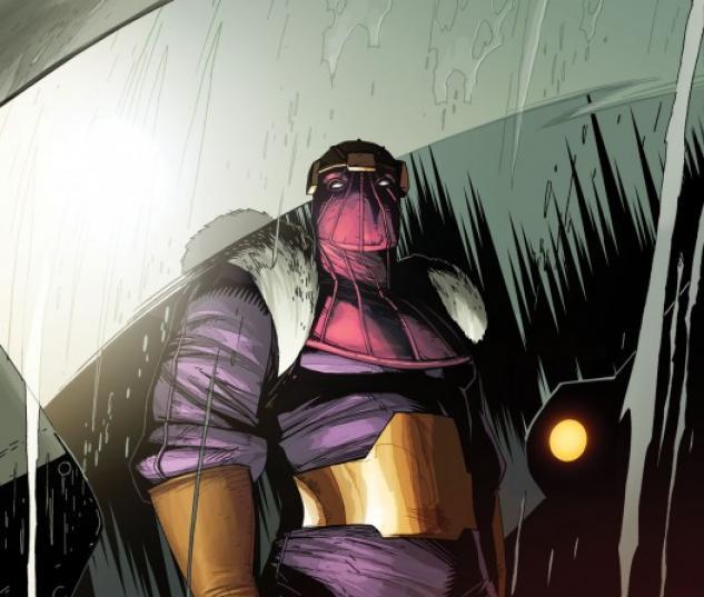 Thunderbolts (2006) #144 (2ND PRINTING VARIANT)