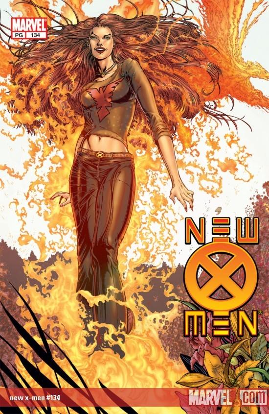 New X-Men (2001) #134