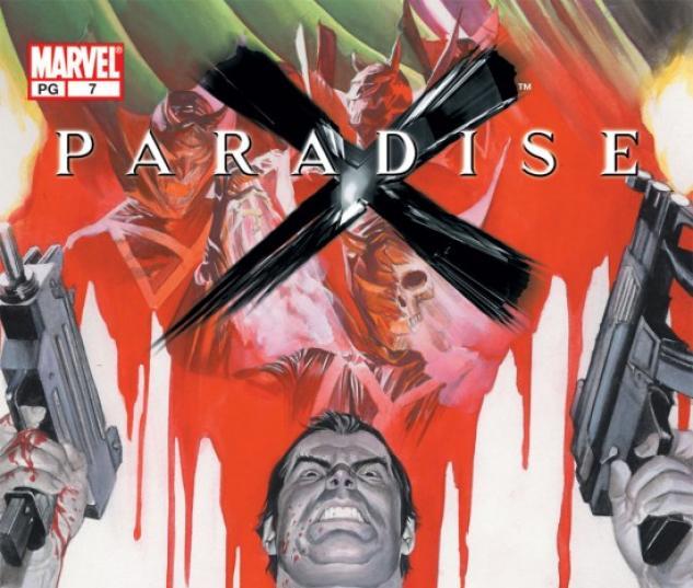 Paradise X #7