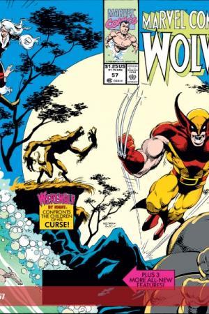 Marvel Comics Presents (1988) #57