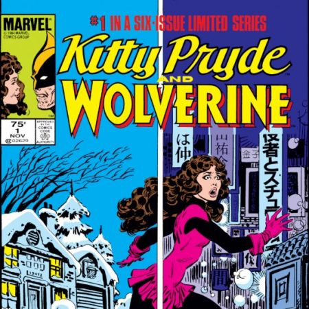 Kitty Pryde and Wolverine (1984)