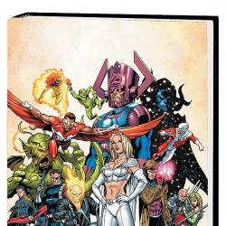 Official Handbook of the Marvel Universe a to Z Vol. 4 Premiere