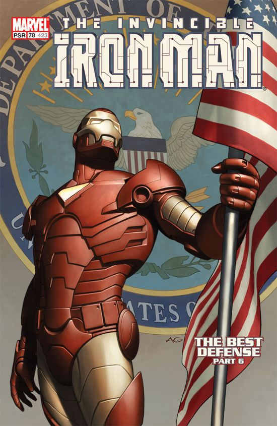 Iron Man (1998) #78