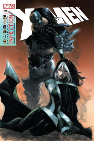 X-Men (2004) #195