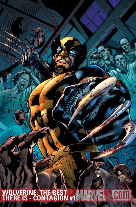 Wolverine: The Best There Is - Contagion (2011) #1
