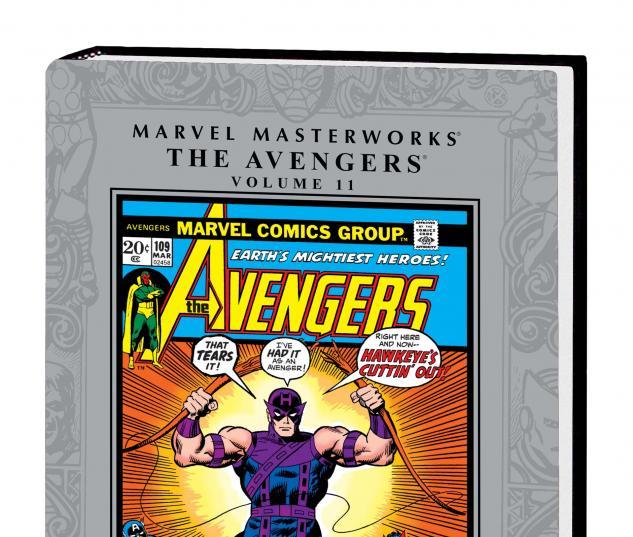 Marvel Masterworks: Avengers Vol. 11 HC