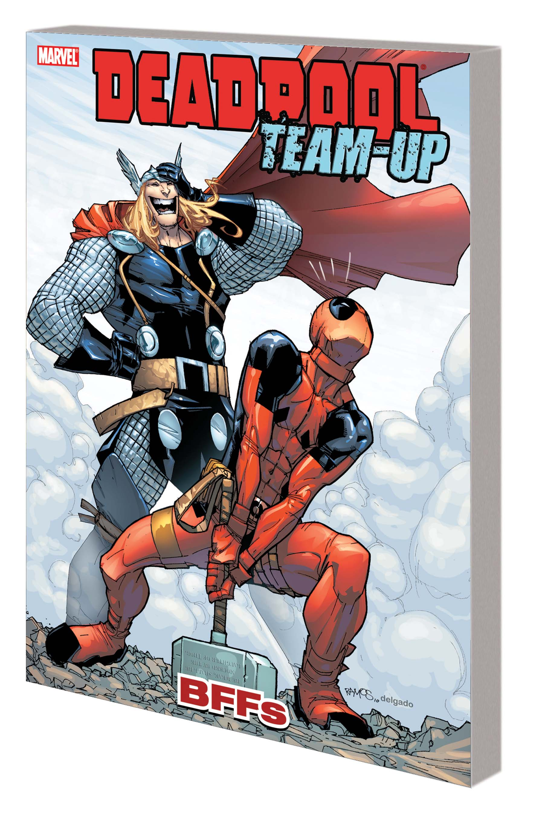 Deadpool Team-Up Vol. 3 (Trade Paperback)