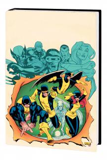 X-Men: First to Last (Hardcover)