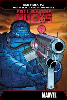 Fall of the Hulks: Red Hulk #3