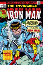 Iron Man (1968) #74 cover