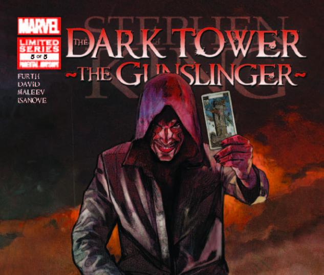 DARK TOWER: THE GUNSLINGER - THE MAN IN BLACK 5