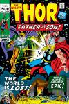 Thor (1966) #187 Cover