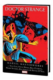 Marvel Masterworks: Doctor Strange (Trade Paperback)