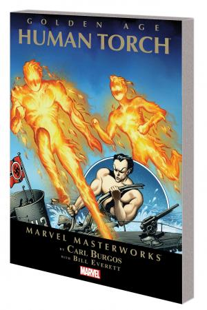 Marvel Masterworks: Golden Age Human Torch (Trade Paperback)