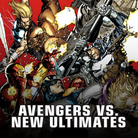 Ultimate Comics Avengers Vs New Ultimates
