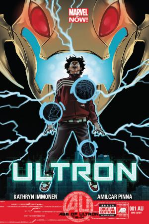 Ultron (2013) #1