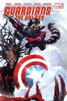Guardians of the Galaxy (2008) #2