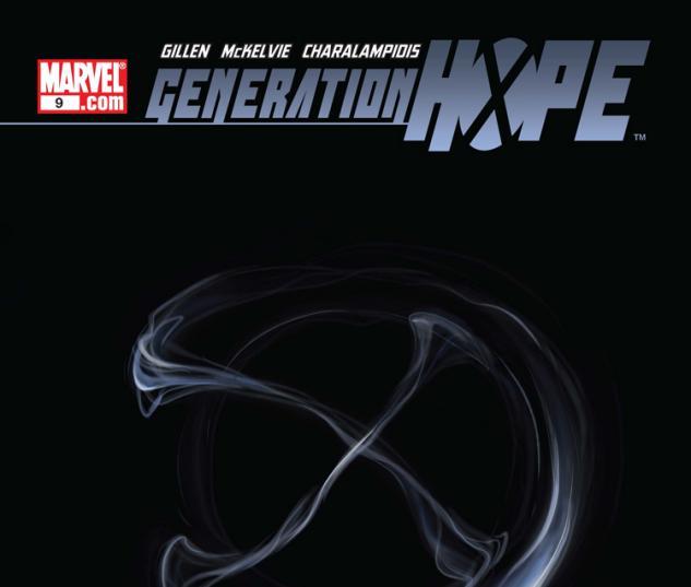 Generation Hope (2010) #9